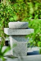 фонтан для сада и дома в японском стиле