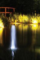 фонтанная насадка со светодиодной подсветкой