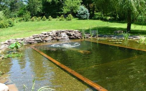Естественный бассейн, источник: outdoortheme.com