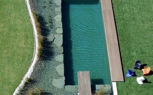 био - бассейн, источник: Home Design Directory