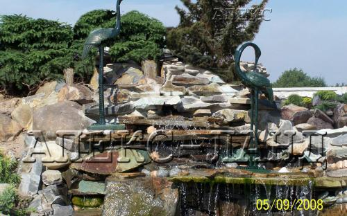 штучний водоспад