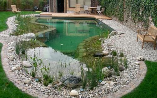 Купальный пруд, источник: портале  liidweb.com